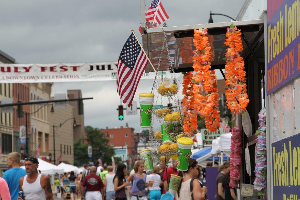 Binghamton July Fest and Jazz Festival